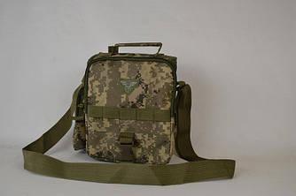 Тактическая сумка 612-01-П
