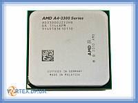 Процессор FM1 AMD A4-3300 2x2.5GHz 1MB Cache 4000MHz Bus бу