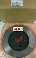 Диск тормозной (производство SUBARU ), код запчасти: 26300AE071