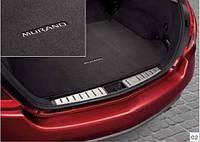 Коврик багажника (производство NISSAN ), код запчасти: KE840CC081