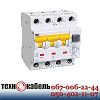 Автоматический выключатель дифф. тока IEK АВДТ34