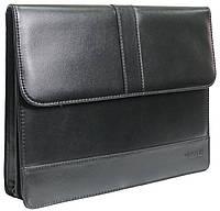 Мужская папка для документов из искусственной кожи Суперс 4U Cavaldi PB0805 черная