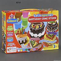 Набор теста для лепки «Мой торт ко Дню Рождения» 8210