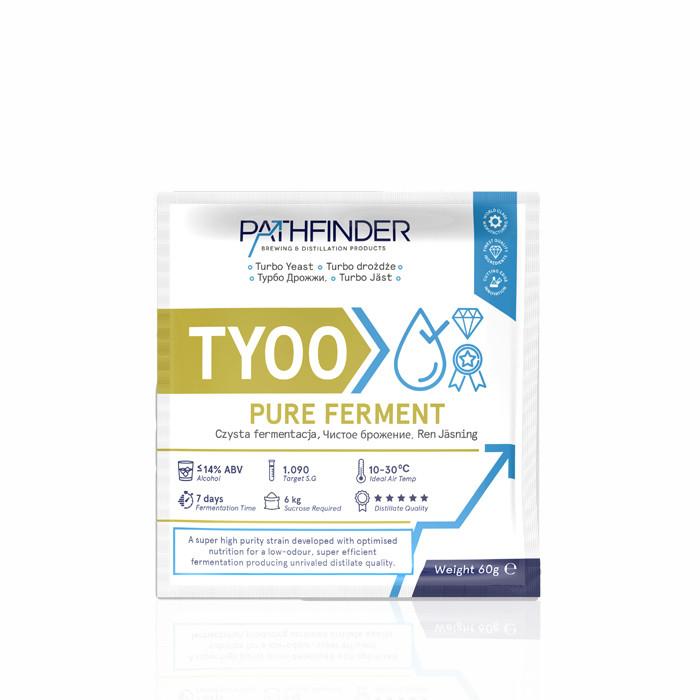Спиртовые дрожжи особой чистоты Pathfinder TY00 Pure Ferment