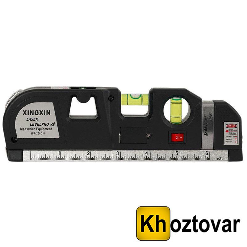Лазерний рівень з рулеткою Xingxin Laser Levelpro 4