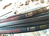 Приводной клиновой ремень Z(0)-1000 Excellent, 1000 мм, фото 7