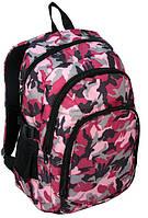 Разноцветный женский рюкзак для города PASO 23L, 15-1829B