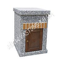 Стол «Манчестер» №2 с дверцей