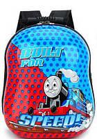 Детский пластиковый рюкзак Томас