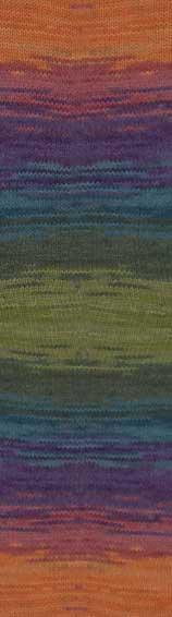 Пряжа Alize Angora Gold Batik 4827