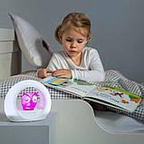 Детский ночник Zazu Lou совенок  со звуковой активацией, фото 4