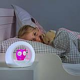 Детский ночник Zazu Lou совенок  со звуковой активацией, фото 5