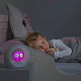 Детский ночник Zazu Lou совенок  со звуковой активацией, фото 6