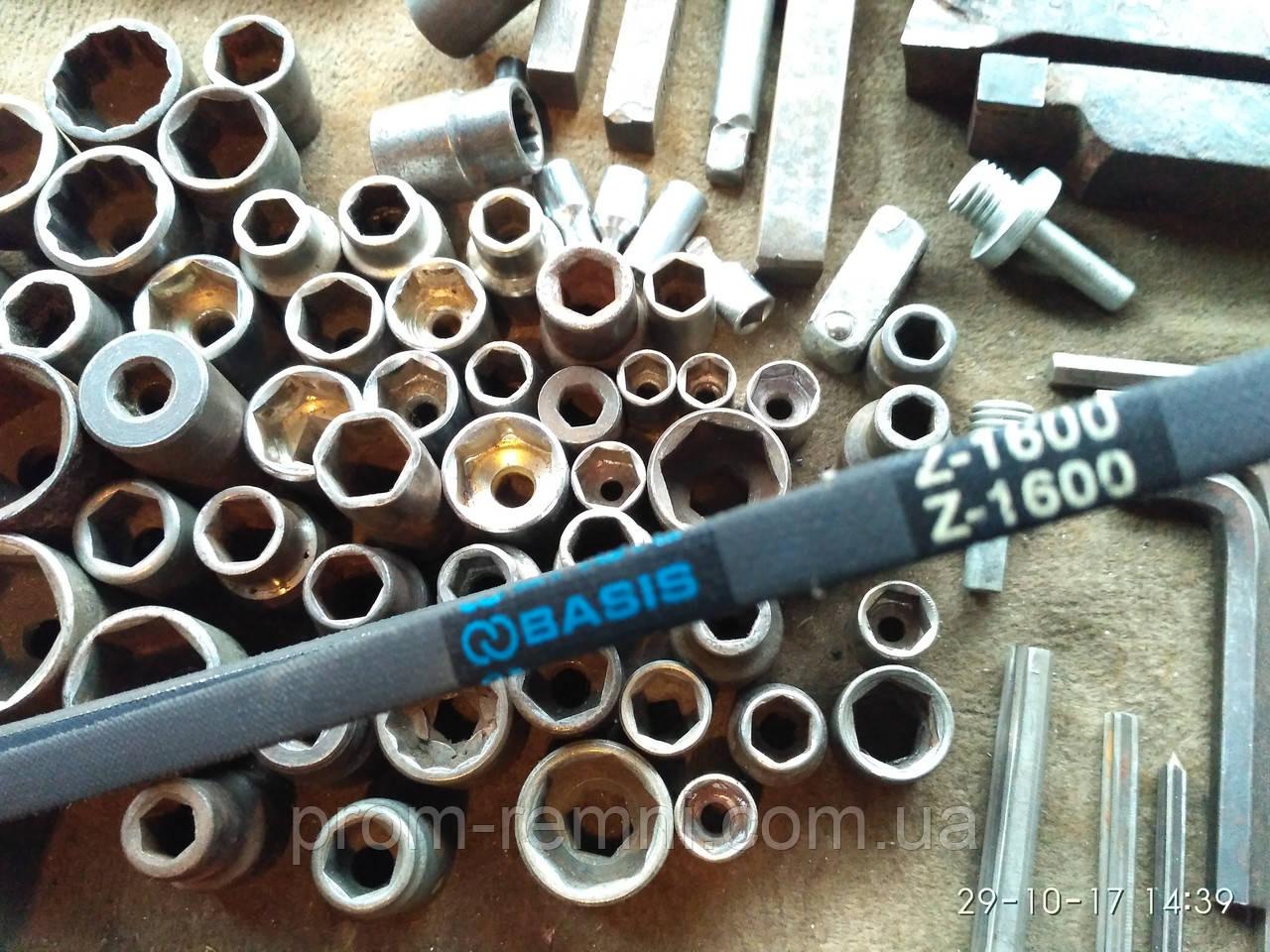 Приводний клиновий ремінь Z(0)-1600 Basis, 1600 мм