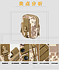 Поясные сумочки тактические, военные, штурмовые Кайот, фото 7