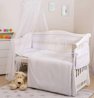 Дитяче ліжко Twins Magic sleep М-009 Classic white