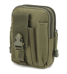 Поясные сумочки тактические, военные, штурмовые Олива