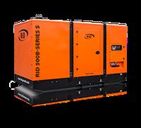 Дизель генератор RID 500 B-SERIES S в капоте + зимний пакет + автозвпуск