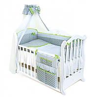 Дитяче ліжко Twins Premium P-001 Glamur