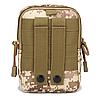 Поясные сумочки тактические, военные, штурмовые Кайот(песок), фото 4