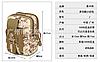 Поясные сумочки тактические, военные, штурмовые Олива, фото 8