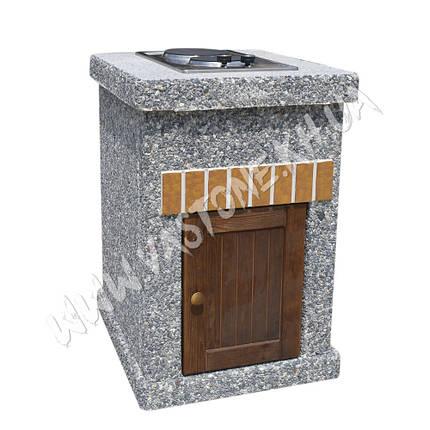 Стол-плита «Манчестер» №2 с дверцей, фото 2