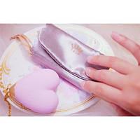 Вибропуля сердце Strawberry Pink  ZALO Baby Heart розовый силикон