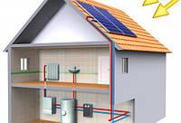 Автономное отопление в домах (под ключ)