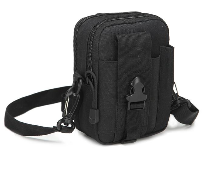 Поясные сумочки тактические, военные, штурмовые Черный