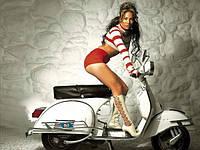 Прокат мопеда аренда скутера ретро мопеды Honda Yamaha мотопрокат прокат мотоциклов Одесса