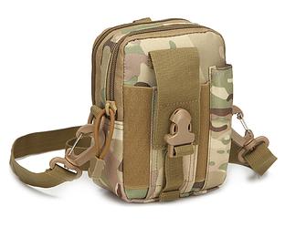 Поясные сумочки тактические, военные, штурмовые Мультикам