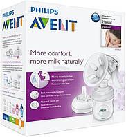 Механический молокоотсос Comfort Philips Avent