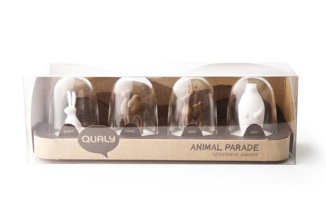 Набор для специй Qualy Animal Parade, фото 2