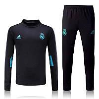 Спортивный (тренировочный ) костюм Реал Мадрид (Real Madrid) 2017-2018 сезона