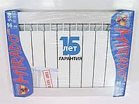 Радиатор Алюминиевый MIRADO 500/96 AL