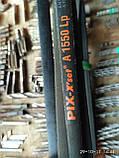 Приводний ремінь А-1550 PIX. 1550 мм, фото 10