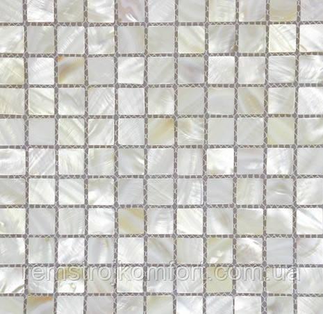 Мозаика Vivacer Натуральная Ракушка HL101 30x30/2.5x2.5