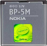 Аккумулятор Nokia BP-5M 900 mAh 5610, 5700, 6500 Slide. Батарея оригинальная. 1 год гарантии.