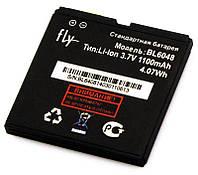 Аккумулятор Fly BL6048 1100 mAh AAAA/Original тех.пакет. Батарея оригинальная. 1 год гарантии.