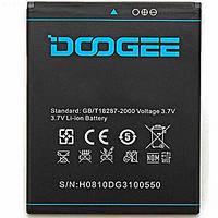 Аккумулятор Doogee DG310 2000 mAh AAAA/Original. Батарея оригинальная. Гарантия: 1год.