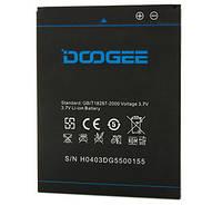 Аккумулятор Doogee DG550 3000 mAh AAAA/Original. Батарея оригинальная. Гарантия: 1год.
