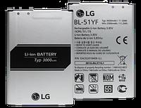 Аккумулятор LG BL-51YF 3000 mAh для G4 AAAA/Original тех.пакет. Батарея оригинальная. Гарантия: 1год.