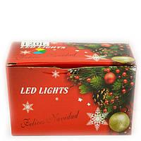 Гірлянда сітка 120 ламп 8 режимів 4 кольори