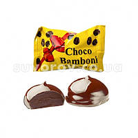 Конфеты шоко бомбони с ароматом кофе  Суворов 2,5 кг