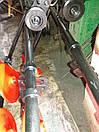 """Косилка роторная КР-06 """"ШИП"""" для мототрактора (с плавающей навеской с ремнем), фото 9"""