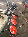 Косарка роторна КР-06 ШИП (для мотоблоків без ременя), фото 3