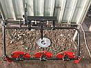 Косарка роторна КР-06 ШИП (для мотоблоків без ременя), фото 4