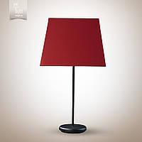Настольные лампы 12400 красная