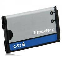 Аккумулятор Blackberry C-S2 1150 mAh для 8300, 9300, 8520. Батарея оригинальная. Гарантия: 1год.