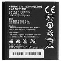 Аккумулятор HUAWEI HB5N1H 1500 mAh Y220, G300, G302D, G330. Батарея оригинальная. Гарантия: 1год.